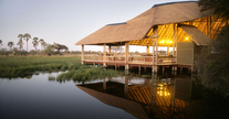 Moremi Crossing Tented Camp